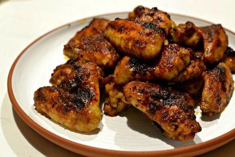 pečená kuřecí křídla