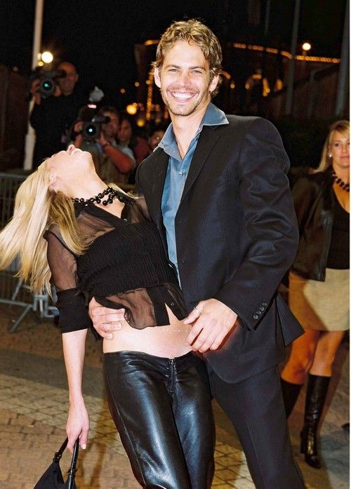 Paul Walker Pictures: Hot Photos of Paul Walker, Red Carpet, Page 1   Hollyscoop