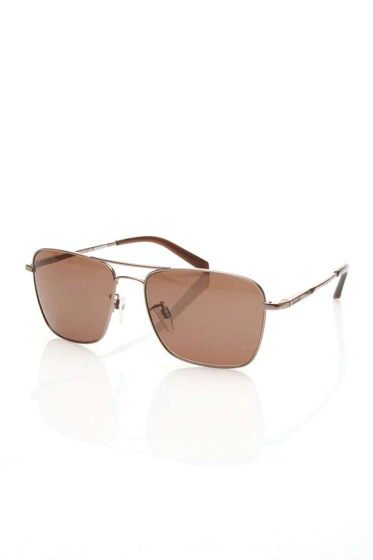 Jil Sander Jazz Sunglasses In Beige Beyond The Rack