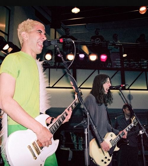 Pat Smear Dave Grohl