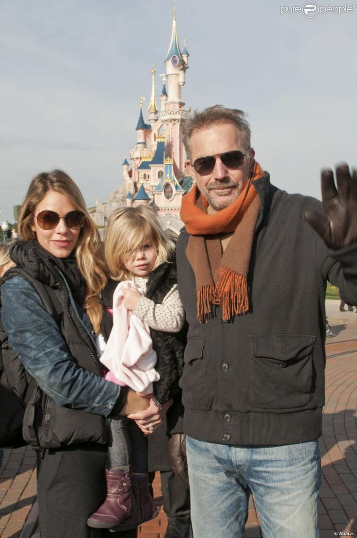 Kevin Costner & Wife Christine Baumgartner Bring Family - Google Search