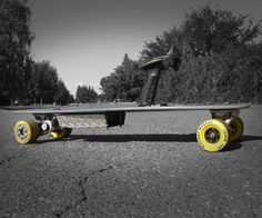 DIY Electric Longboard