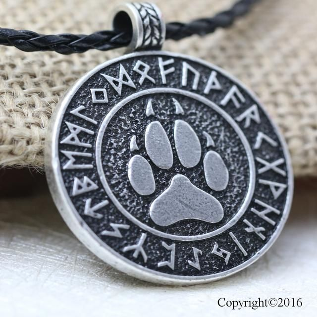 Fingers crossed but I'm hoping you'll love this: Bear Print Amulet Pendant Necklace http://your-boutique.com/products/1pcs-runes-bear-print-amulet-pendant-necklace-the-norse-bear-print-rune-pendant-necklace-nordic-talisman?utm_campaign=crowdfire&utm_content=crowdfire&utm_medium=social&utm_source=pinterest