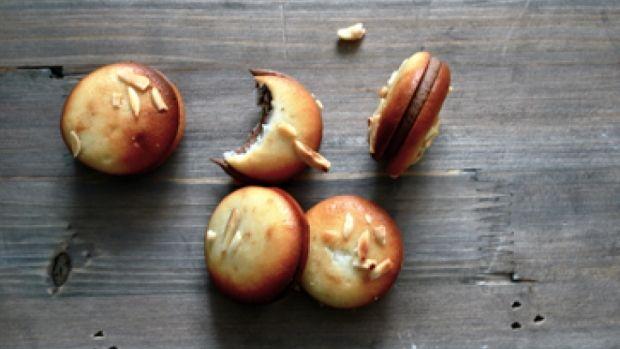 Kransekage-macarons à la Strangas - Femina.dk