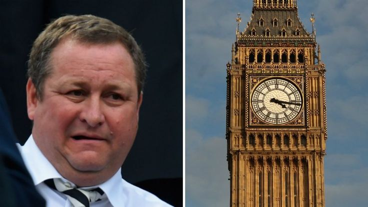 What could happen to Mike Ashley if he refuses to give evidence to MPs over the treatment of Sports Direct workers?