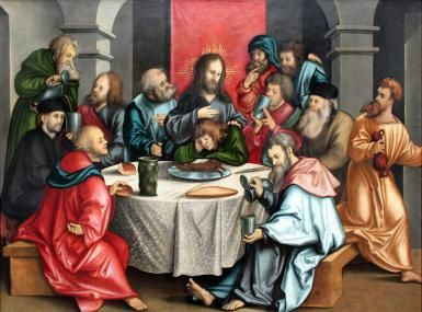 """Maundy Thursday is a common and popular name for Holy Thursday, the Thursday before Easter Sunday. Maundy Thursday gets its name from the Latin word mandatum, which means """"commandment."""" On Maundy Thursday, the Catholic Church commemorates Christ's Last Supper, at which He instituted the Eucharist, the Mass, and the priesthood. Since 1969, Maundy Thursday has marked the end of the liturgical season of Lent in the Catholic Church (though not of the Lenten fast)."""