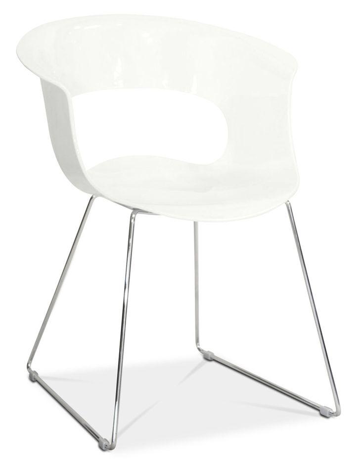 Bianco Sled Base  #Chairs