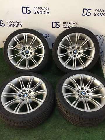 . Llantas De Aluminio, BMW, Tama�o: R 18