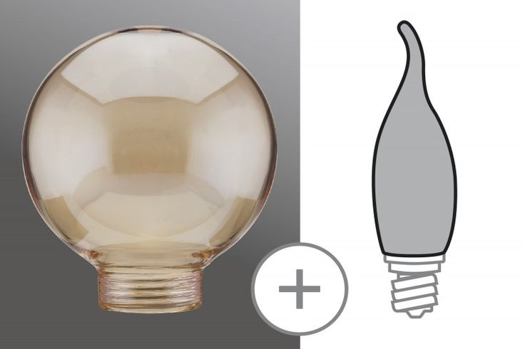 Paulmann No. 87557 Glas Mini Halogen Globe 60 Gold, EUR 2,84 --> Leuchten & Lampen Online-Shop Paulmann Licht LED » hier...