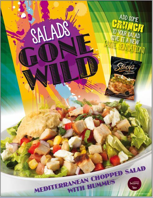 Salads Gone Wild. A little bit of what we are working on. Tumblr