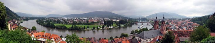 miltenberg germany images   Home Galleries Panoramic views Panoramics: Towns and villages ...
