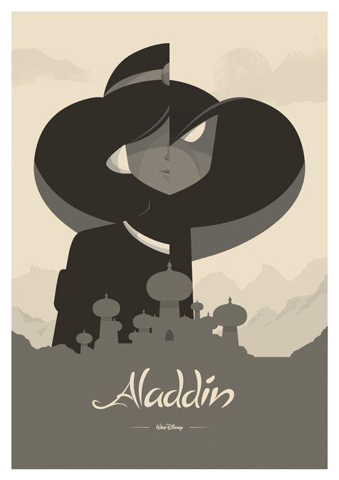 Aladdin av Dee Choi