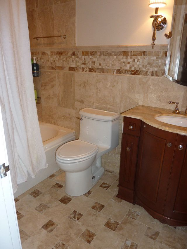 25 best ideas about brown tile bathrooms on