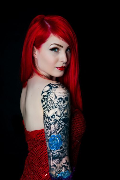 Leanne james tattoo