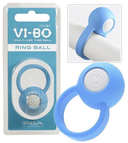 Vi-Bo on värisevä penisrengas, jossa on irrotettavissa oleva värisevä pallo klitoriskiihotusta varten. Turvallista materiaalia ja helppo käyttää. Vedenpitävä. Mukana paristot 3 x LR44, toiminta-aika n. 30 min. Paristot vaihdettavissa. Valmistaja suosittu japanilainen leluvalmistaja Tenga.&nbs
