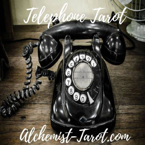 Telephone Tarot Reading, 20 or 30 mins, Love, Life, Career, by Psychic Tarot Reader of 27 years experience by AlchemistTarot on Etsy https://www.etsy.com/listing/495436687/telephone-tarot-reading-20-or-30-mins