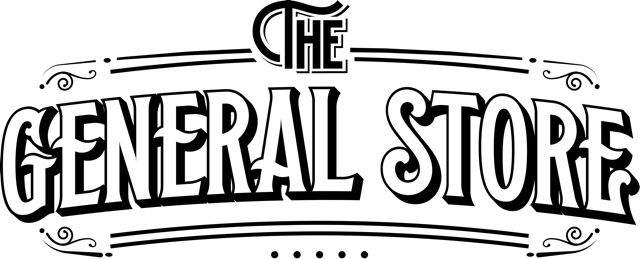 general store font - Google Search | General store, Store signs ...