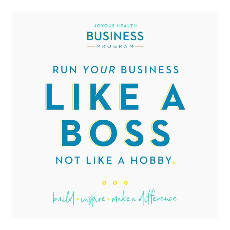This is one of the best lessons I learned when starting my wellness business!