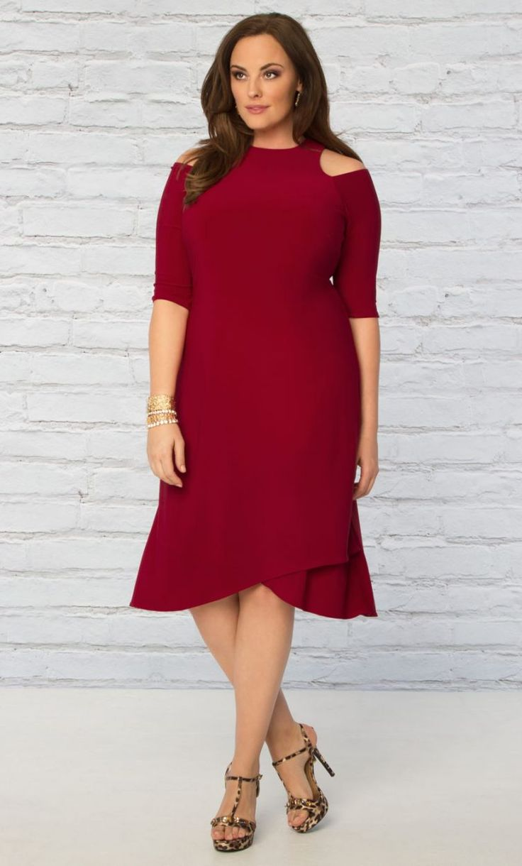 554 best Plus Size Dresses images on Pinterest | Plus size dresses ...