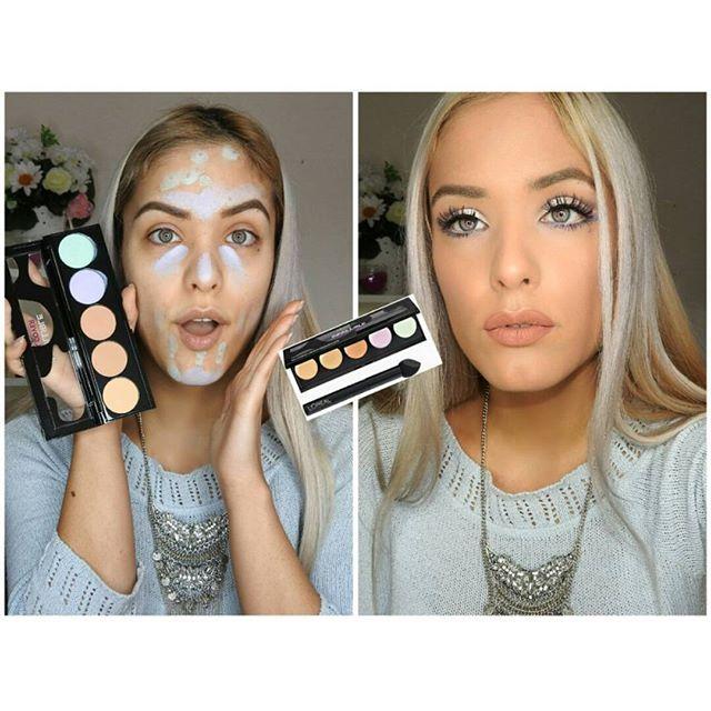 ⬆https://youtu.be/s-Q1zEwcuQw ⚠ NUOVA #firstimpression + #review sulla #palette di correttori INFALLIBLE TOTAL COVER di @lorealmakeup!  #video nella Bio se volete sapere che opinione ho!⬆ Subscribe ~ Iscriviti :YouTube.com/ Vanessa Spada  #loreal #lorealparis #lorealmakeup #makeup #makeupartist #makeupart #mua #makeupporn #makeuplover #makeuplove #product #productreview #concealer #colourcorrection #fullcoverage #infallible #vanessaspada #beauty #beautyguru #youtuber #follow #follo...
