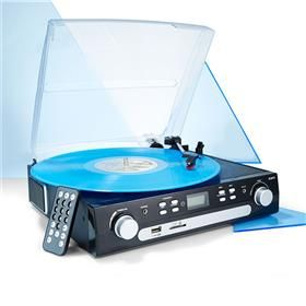 Audiosonic Record Player | Kmart