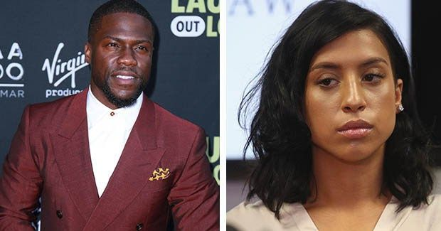 Kevin Hart sex tape partner angry he's joking about scandal in upcoming comedy tour
