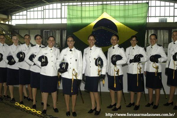 Conheça a História das Mulheres Militares na FAB - Forças Armadas I Marinha I Exército I Aeronáutica I Defesa Nacional