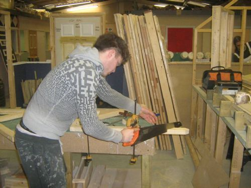 Carpentry Training
