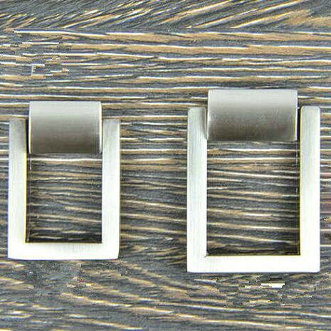 stain silver dresser knob drawer pull handle drop rings shiny kitchen cabinet pulls knobs furniture glass hardware and han