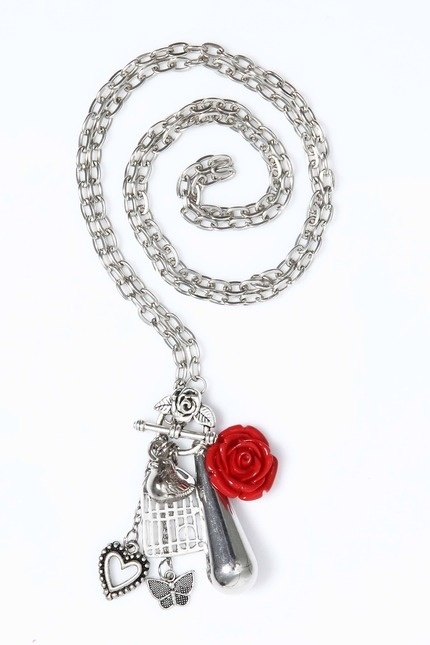 Belle Necklace by Kitty Kitz