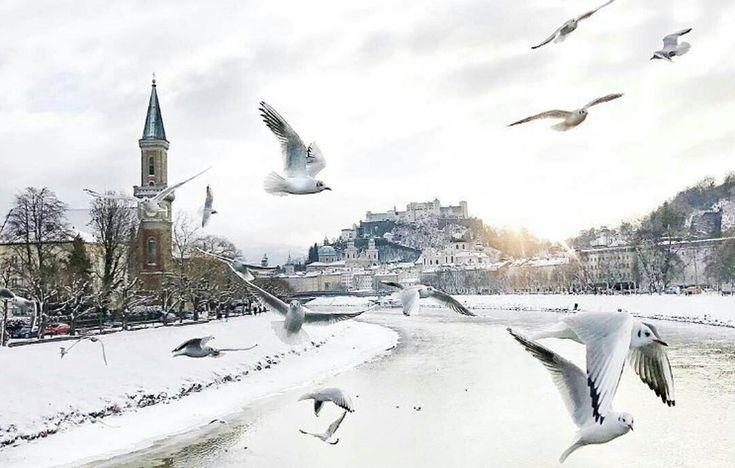 Instahotspots Salzburg