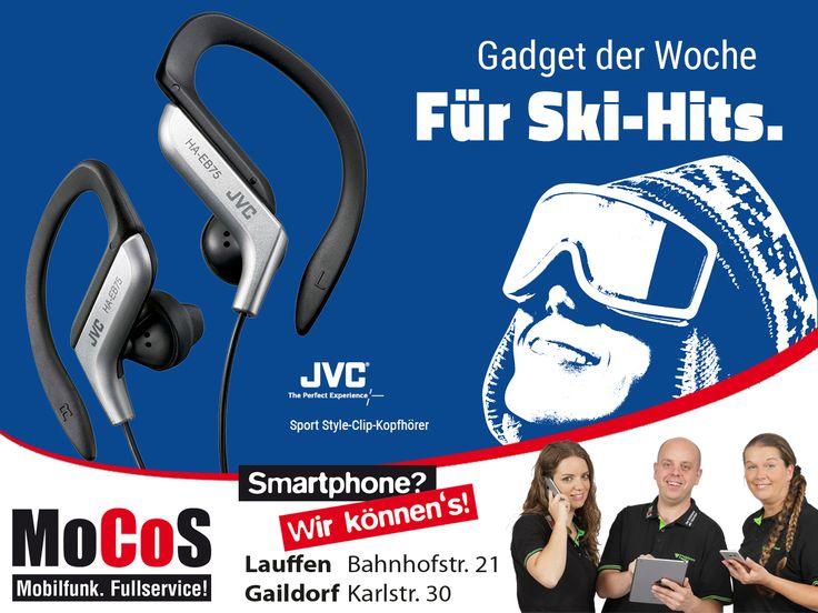 JVC Sport-Kopfhörer