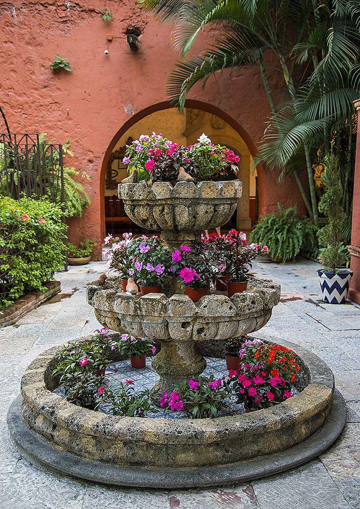 Hacienda de Cortes, Cuernavaca, Mexico