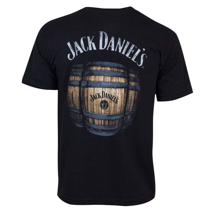Jack Daniels Barrel T-shirt Men's