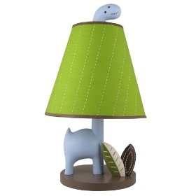 Dino Nursery Lamp!  Cute!  $45