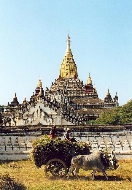 Bagan, Ananda Pahto