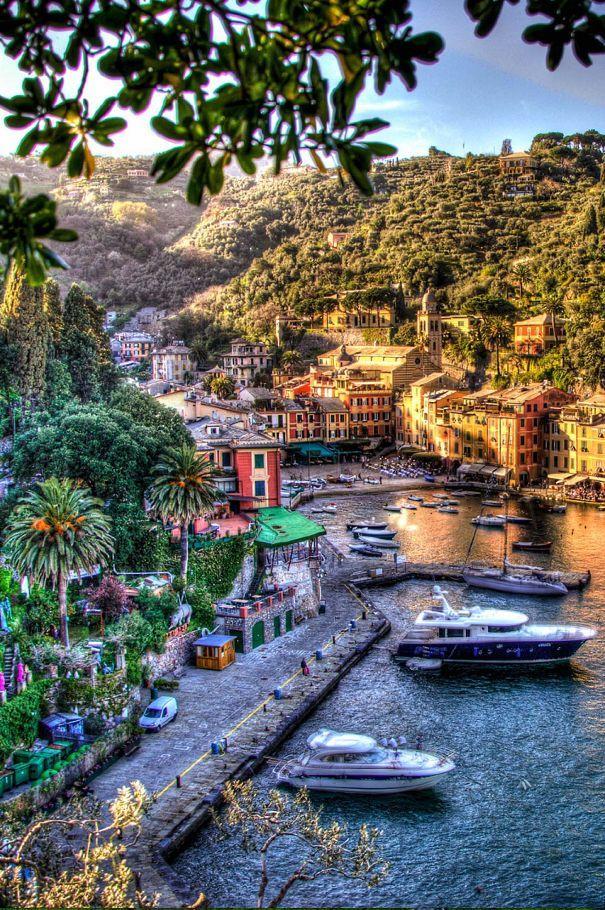 "artncity: ""Portofino, Liguria beautiful places for travel """