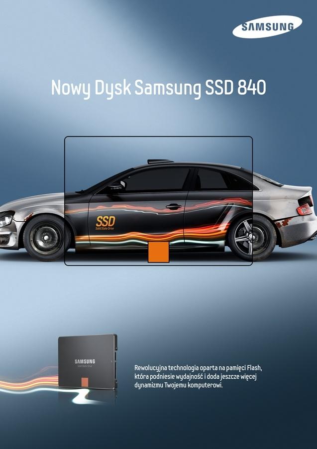 Samsung Dysk SSD