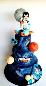 Torta Miles from Tomorrowland