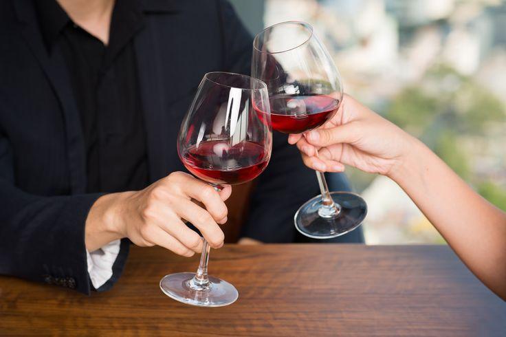 Le vin rouge est-il calorique ?