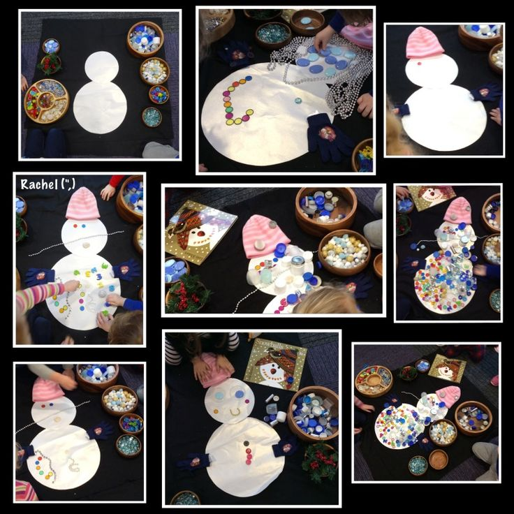 """Transient art inspired by the book 'Snowballs' from Rachel ("""",)"""