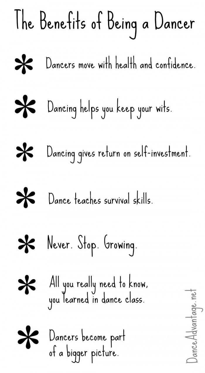 The Benefits of Being a Dancer dance lessons Scottsdale,