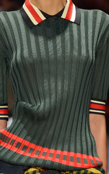Decorialab Trend Report , Knits with Sporty Stripes , Celine