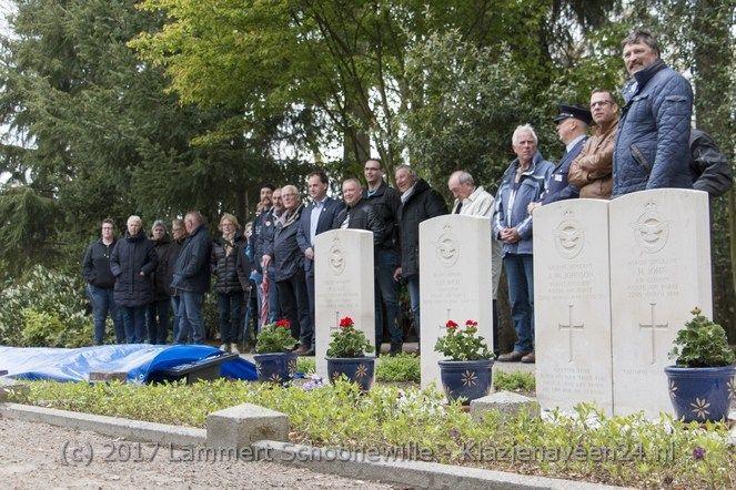 Onthulling herdenkingspanelen omgekomen Amerikaanse soldaten