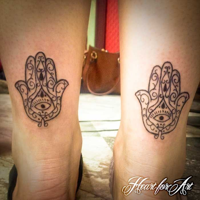 13 besten hand of fatima tattoo bilder auf pinterest hamsa tattoo hand der fatima und projekte. Black Bedroom Furniture Sets. Home Design Ideas