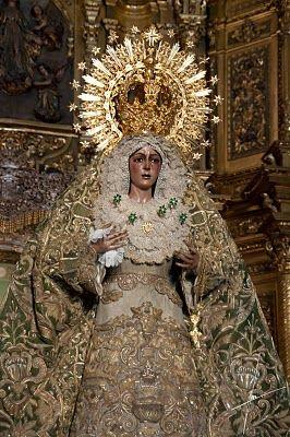 Esperanza Macarena. Sevilla (Spain)