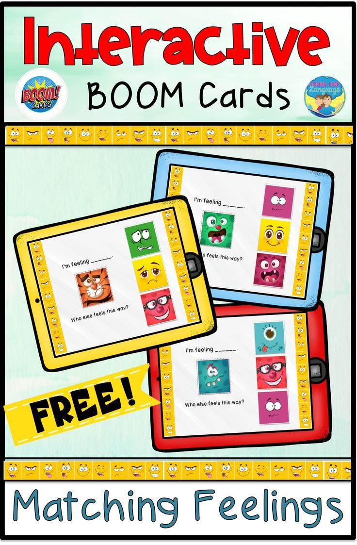 Boom cards speech therapy teletherapy social skills