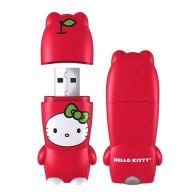 Mimobot 8GB Hello Kitty Apple - netlence.com