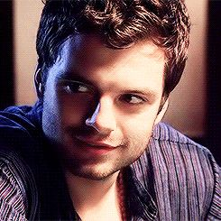 How do so much 'cute' and so much 'dark and brooding' all fit into the same person? lol. c: (Sebastian Stan)