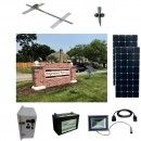 Solar Sign Light Kits